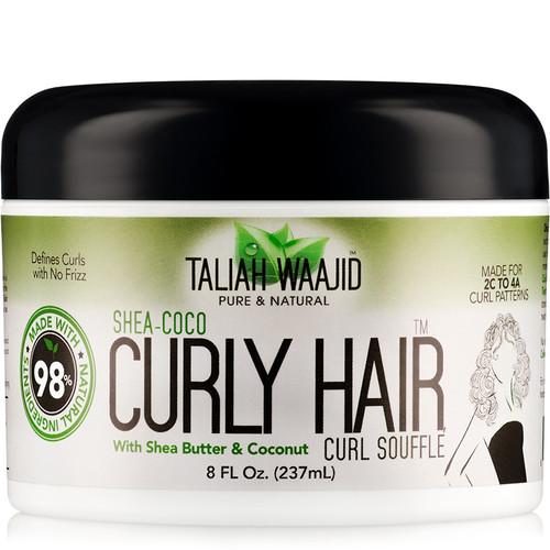 Taliah Waajid Shea Coco Curly Hair Souffle (8 oz.)