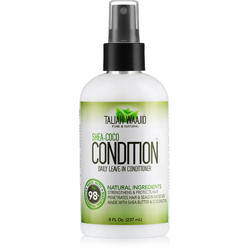 Taliah Waajid Shea-Coco Condition Daily Leave-in Conditioner Spray (8 oz.)
