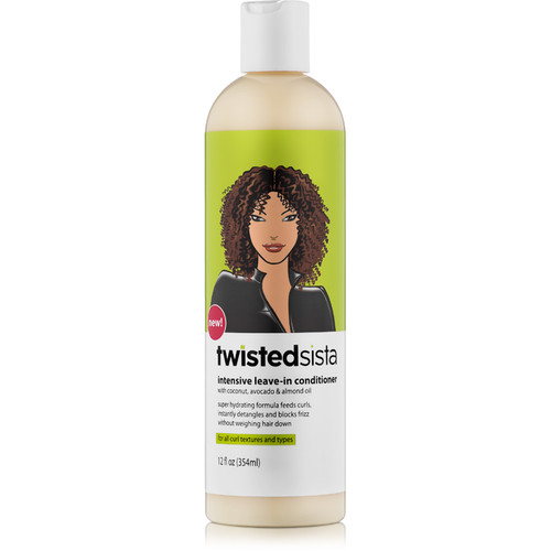 Twisted Sista Intensive Leave-In Conditioner (12 oz.)