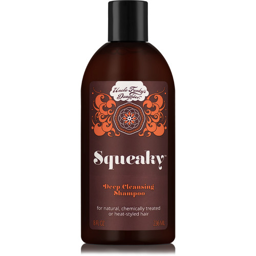 Uncle Funky's Daughter Squeaky Deep Cleansing Shampoo (8 oz.)