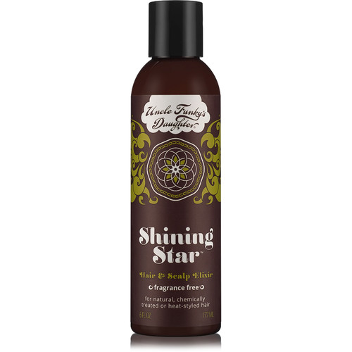 Uncle Funky's Daughter Shining Star Hair & Scalp Elixir (6 oz.)