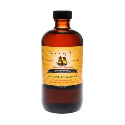 Sunny Isle Jamaican Black Castor Oil (8 oz.)