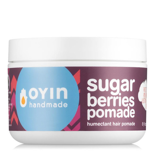 Oyin Handmade Sugar Berries Pomade (8 oz.)