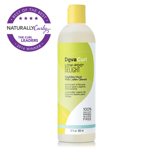 DevaCurl Low-Poo Delight (12 oz.)