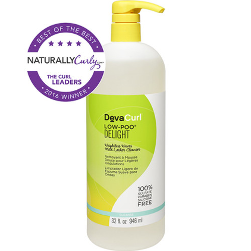 DevaCurl Low-Poo Delight (32 oz.)