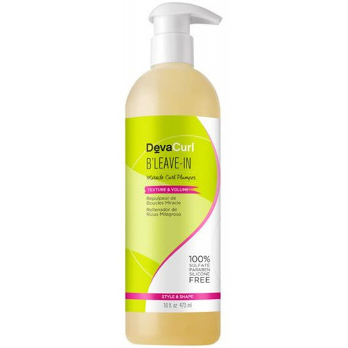 DevaCurl B'Leave In Curl Boost and Volumizer (16 oz.)