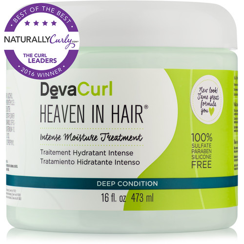 DevaCurl Heaven in Hair Intense Moisture Treatment (16 oz.)