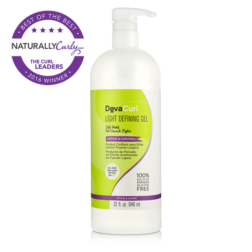 DevaCurl Light Defining Gel (32 oz.)