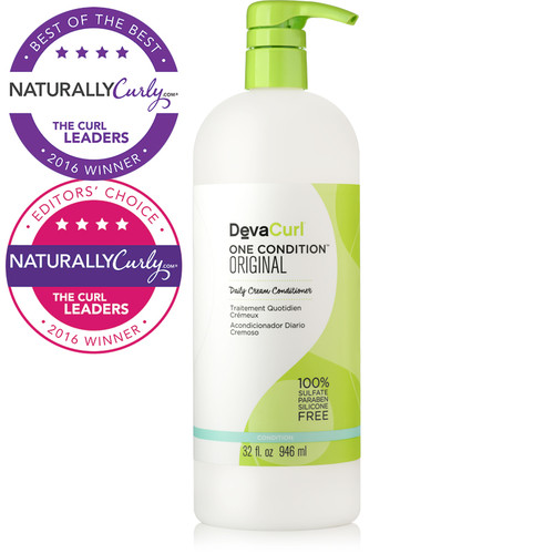 DevaCurl One Condition Original Creamy Daily Conditioner (32 oz.)