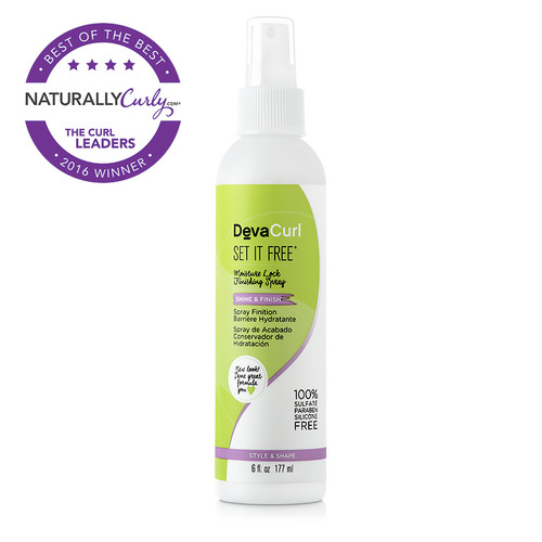DevaCurl Set It Free Moisture Lock (6 oz.)