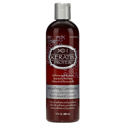 HASK Keratin Protein Smoothing Conditioner (12 oz.)