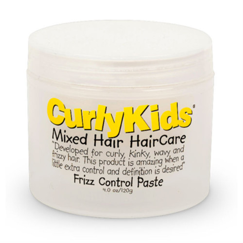 Curly Kids Frizz Control Paste (4 oz.)