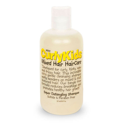 Curly Kids Super Detangling Shampoo (8 oz.)