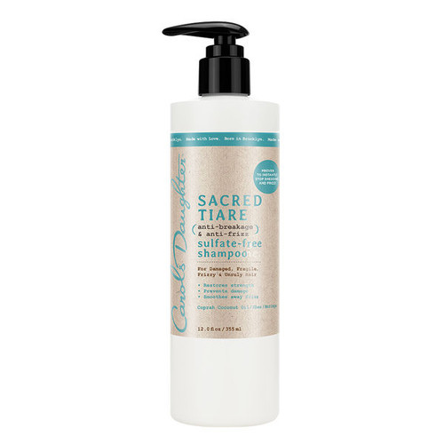 Review: Carol's Daughter Sacred Tiare Sulfate-Free Shampoo (12 oz.)