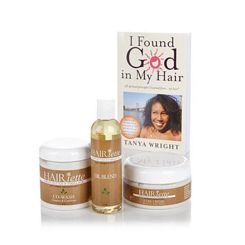 HAIRiette Hair Kit Simple Soapless System