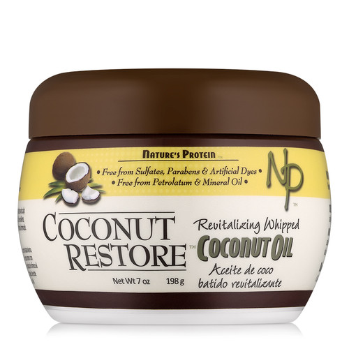 Coconut Restore Revitalizing Whipped Coconut Oil (8 oz.)