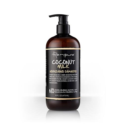 Renpure Coconut Milk Shampoo (16 oz.)