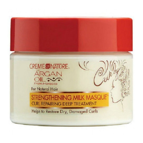 Creme of Nature Argan Oil Strengthening Milk Masque (11.5 oz.)