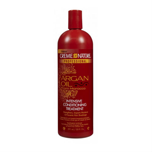 Creme of Nature Argan Oil Intensive Conditioning Treatment (20 oz.)