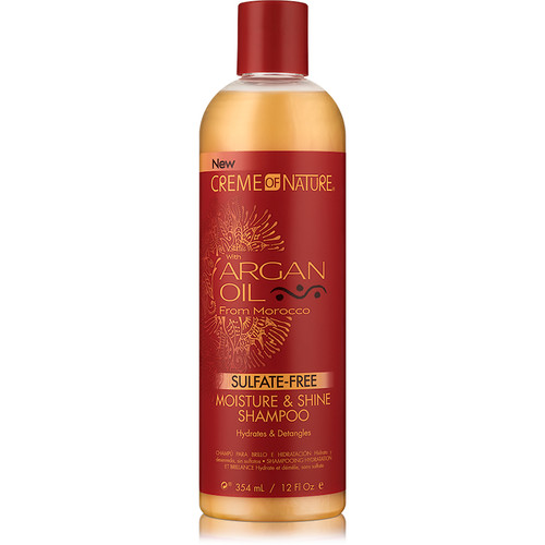 Creme of Nature Sulfate-Free Moisture & Shine Shampoo (12 oz.)