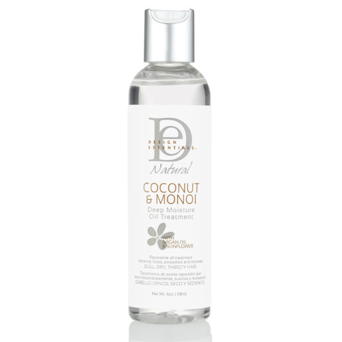 Design Essentials Coconut & Monoi Deep Oil Treatment (4 oz.)