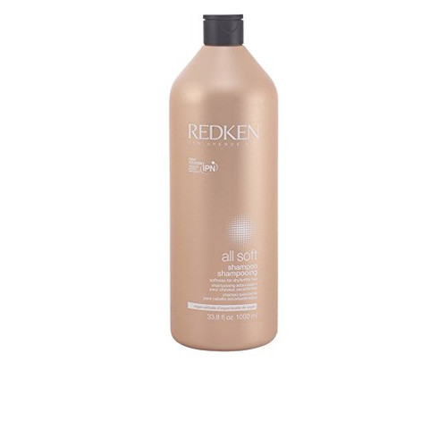 Review: Redken All Soft Shampoo (1 L.)