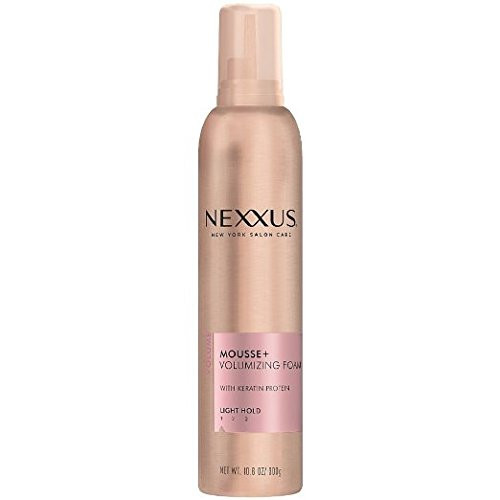 Review: Nexxus Mousse Plus Volumizing Foam (10.6 oz.)