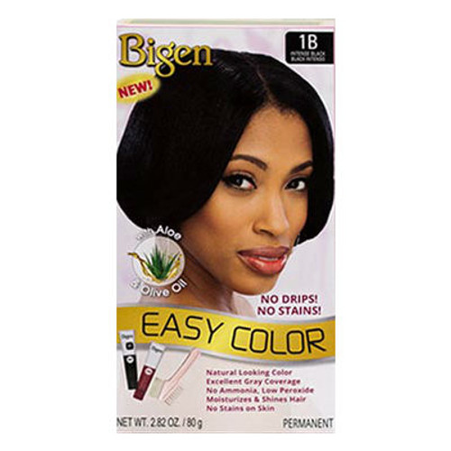 Bigen Easy Color 1B Intense Black (2.82 oz.)