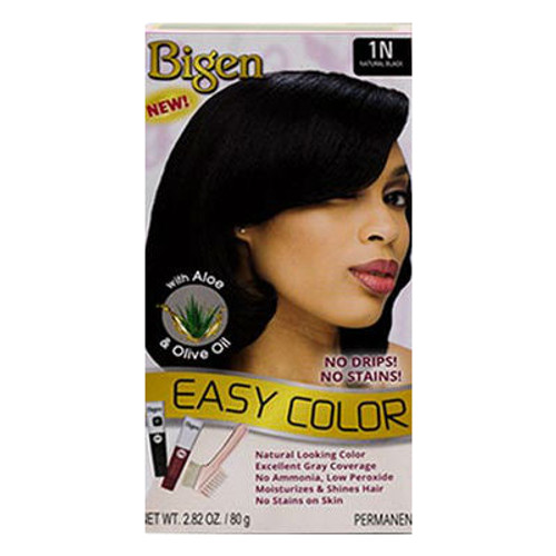 Bigen Easy Color 1N Natural Black (2.82 oz.)