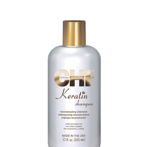 Review: CHI Keratin Shampoo (12 oz.)