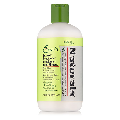 BioCare Labs Curls & Naturals Leave-In Conditioner (12 oz.)