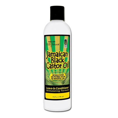 Review Doo Gro Jamaican Black Castor Oil Leave In Conditioner 10 Oz