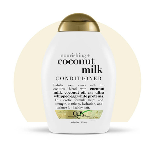 OGX Nourishing Coconut Milk Conditioner (13 oz.)
