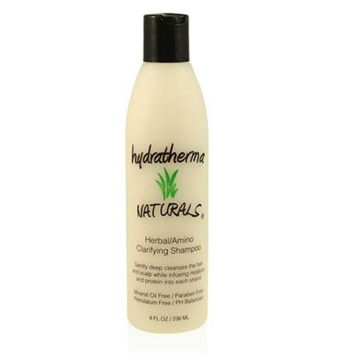 Review: Hydratherma Naturals Herbal-Amino Clarifying Shampoo (8 oz.)