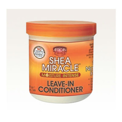 African Pride Shea Butter Miracle Moisture Intense Leave-In Conditioner (15 oz.)