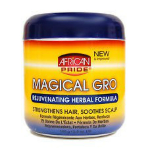 African Pride Magical Gro Rejuvenating Herbal Formula (5.3 oz.)