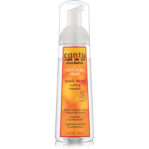 Cantu Wave Whip Curling Mousse (8.4 oz.)