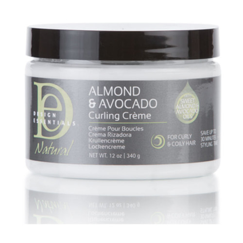 Design Essentials Almond & Avocado Curling Creme (12 oz.)