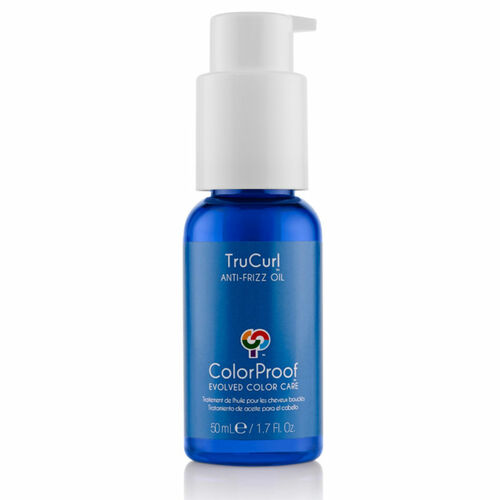 Review: ColorProof TruCurl Anti-Frizz Oil (1.7 oz.)
