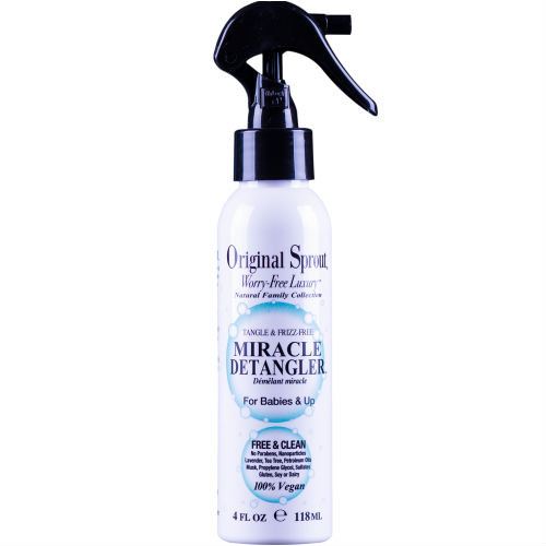 Review: Original Sprout Miracle Detangler (4 oz.)