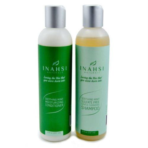 Review: Inahsi Naturals Shampoo & Conditioner Bundle (2 x 8 oz.)