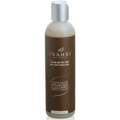 Review: Inahsi Naturals Coconut Avocado Curl Defining Custard (8 oz.)