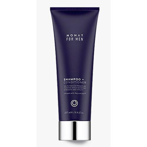 Review: Monat Black Men's 2-in-1 Shampoo + Conditioner (8 oz.)