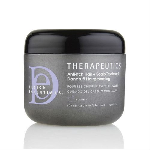 Review: Design Essentials Therapeutics Anti-Itch Hair & Scalp Treatment (4 oz.)