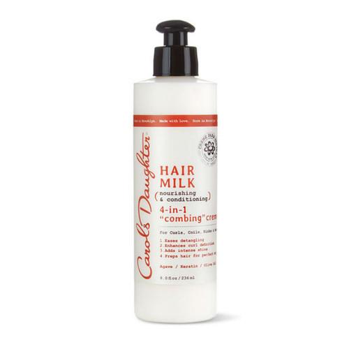 Carols Daughter Hair Milk 4-in-1 Combing Creme (8 oz.)
