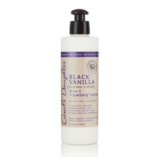 Carols Daughter Black Vanilla 4-in-1 Combing Creme (8 oz.)