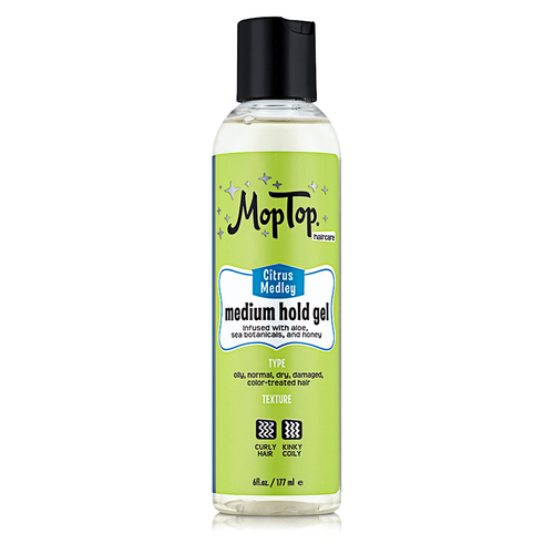 Mop Top Citrus Medley Medium Hold Gel (6 oz.)