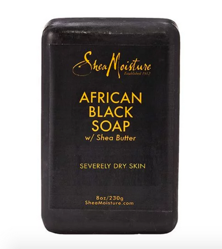 SheaMoisture African Black Soap Bar (8 oz.)