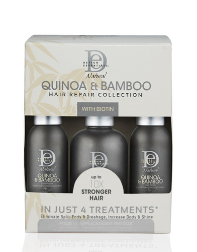 Design Essentials Natural Quinoa & Bamboo Hair Repair Collection