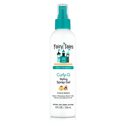 Fairy Tales Curly-Q Styling Spray Gel (8 oz.)